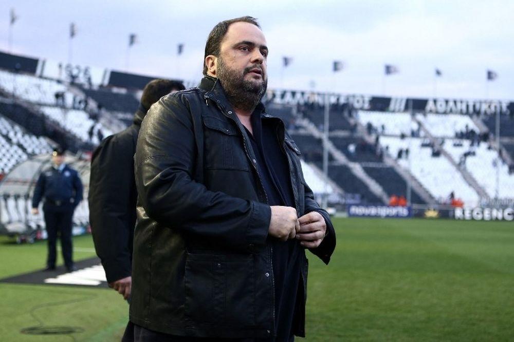 Μαρινάκης: «Θέλουμε δυνατό τον ΠΑΟΚ» (video)