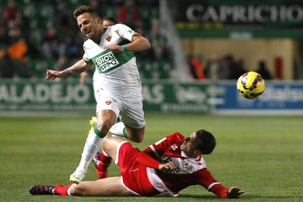 Έλτσε-Ράγιο Βαγεκάνο 2-0 (video)