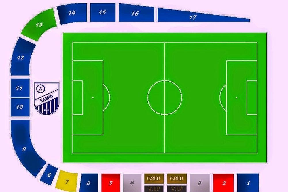 Λαμία: Τα εισιτήρια με Εθνικό Σερρών