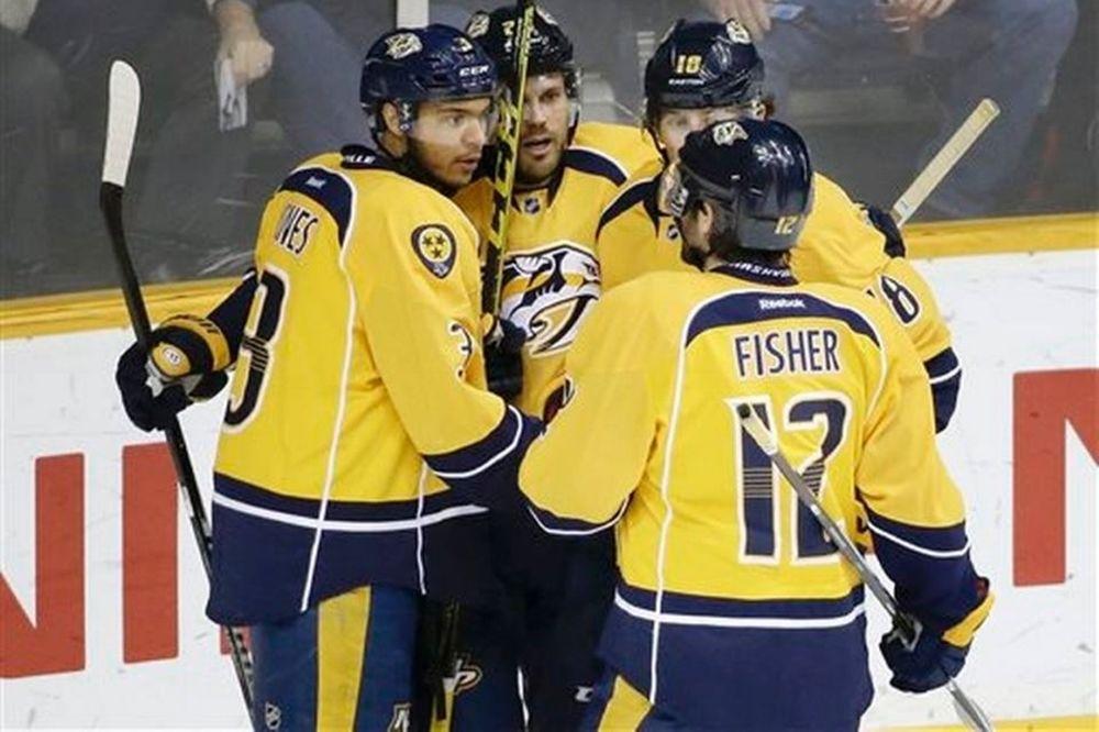NHL: «Χρυσός» James Neal για Πρέντατορς (videos)