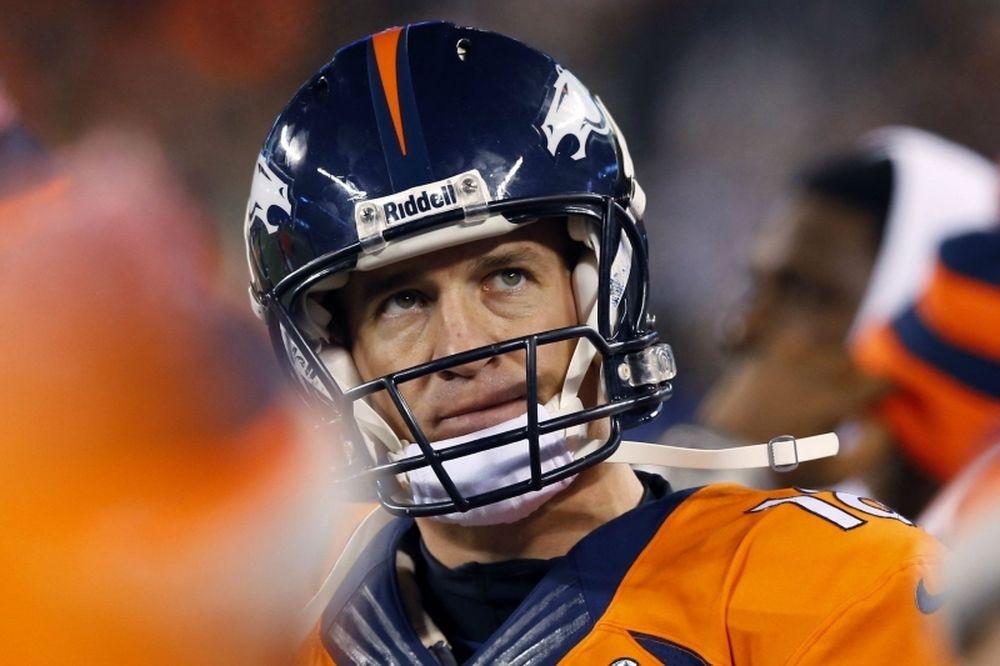 NFL: «Ερωτηματικά» για το μέλλον του Manning στους Μπρόνκος