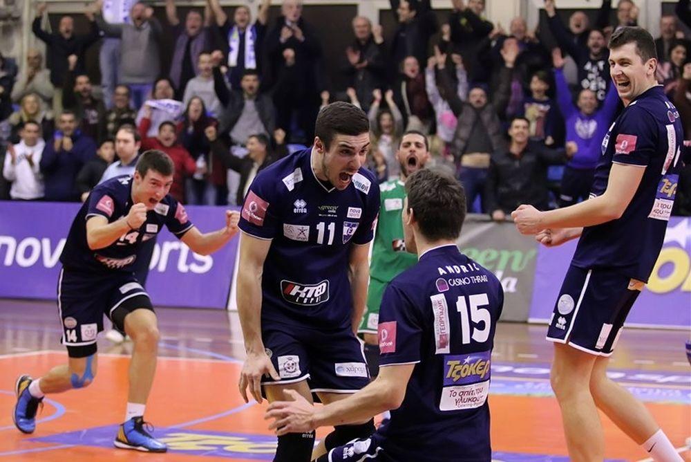 Κύπελλο: Ηρακλής – Εθ. Αλεξανδρούπολης 2-3