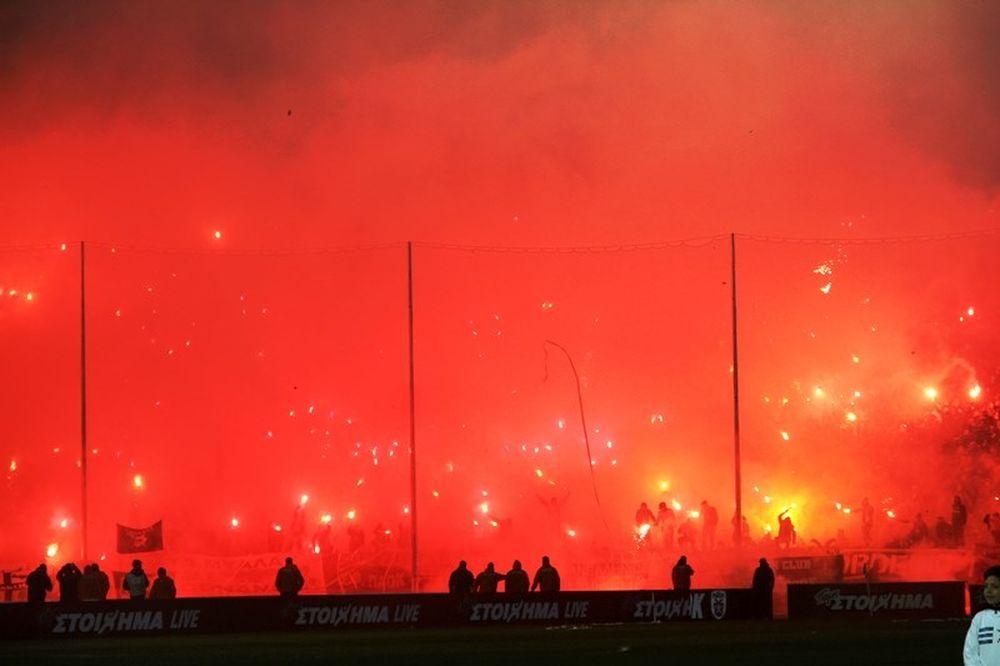 Super League: Βαριά καμπάνα στον ΠΑΟΚ