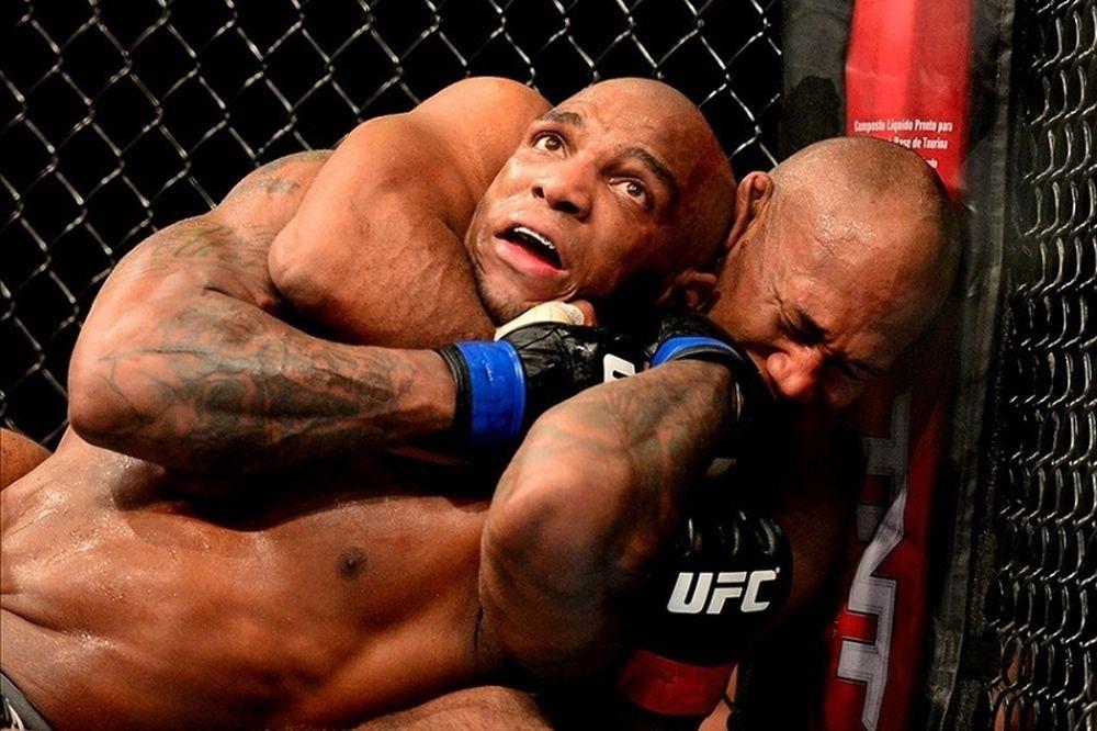 UFC on FOX 15: Δεύτερο ραντεβού για Romero και Souza
