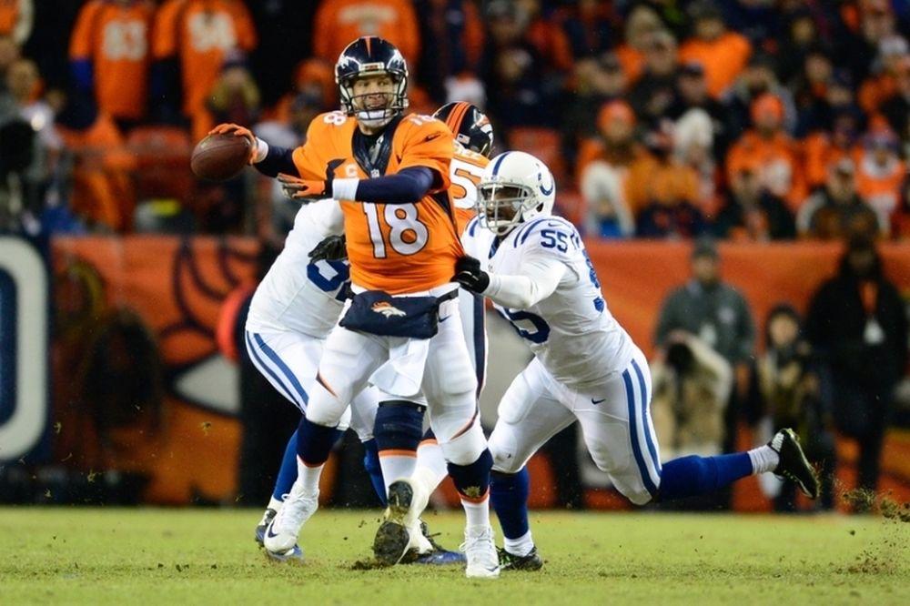 NFL: Ραντεβού Manning με Μπρόνκος