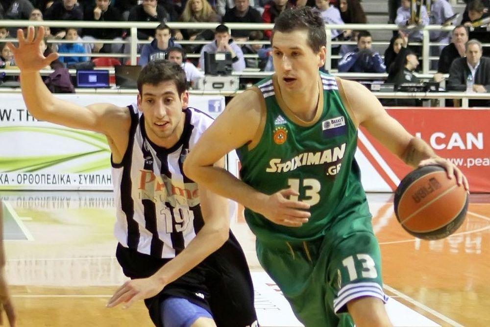 Κύπελλο Ελλάδας: Στις 22/2 το ΠΑΟΚ-Παναθηναϊκός