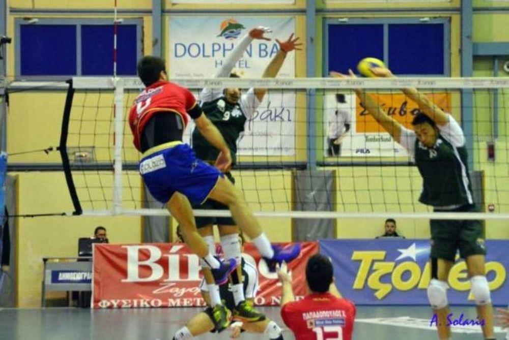Φοίνικας Σύρου - Παναθηναϊκός 3-0