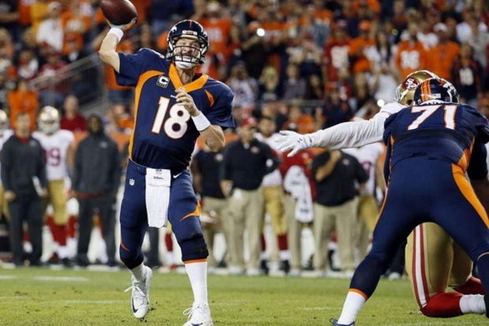 NFL: Έτοιμος για μία ακόμα χρονιά ο Peyton Manning