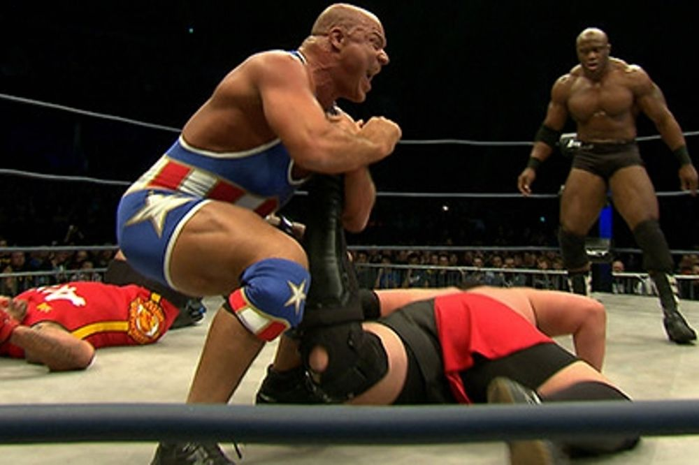 TNA Impact Wrestling: Αρπάχτηκαν Lashley και Angle (videos)
