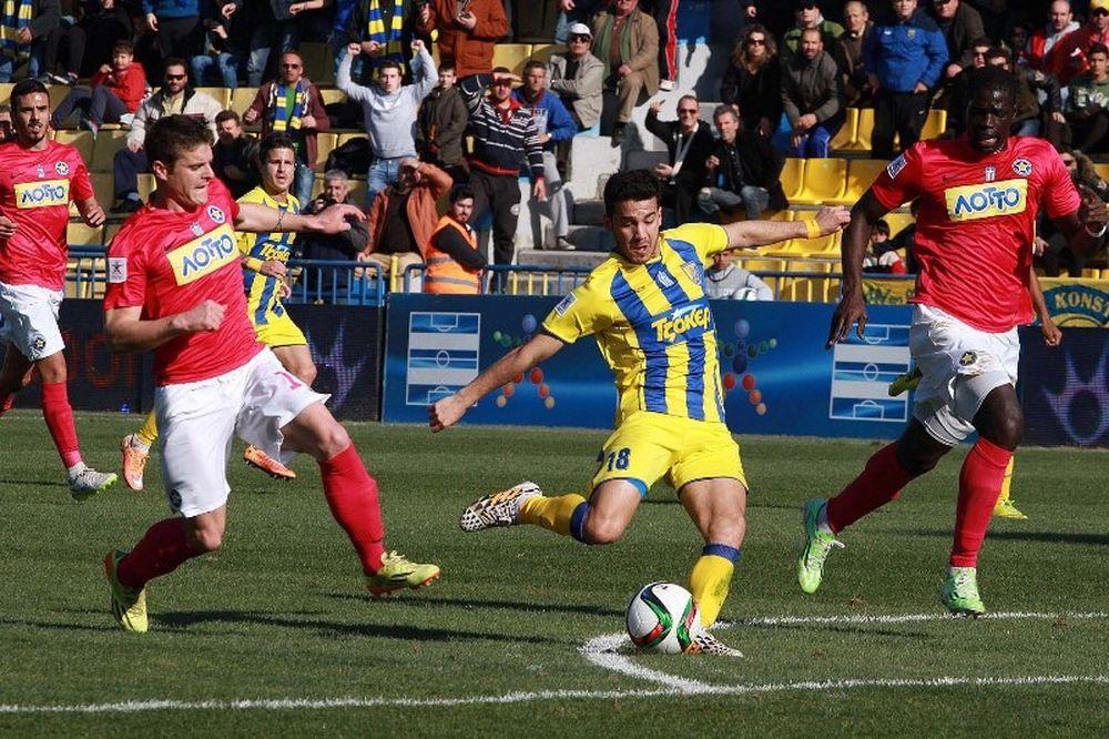 Παναιτωλικός-Αστέρας Τρίπολης 2-0 (video)