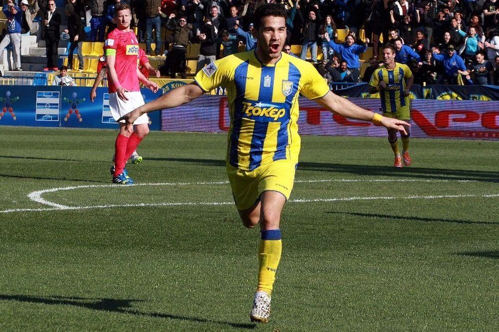 Παναιτωλικός - Αστέρας Τρίπολης 2-0: Τα γκολ και οι καλύτερες φάσεις (video)
