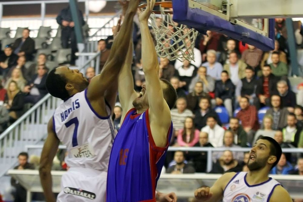 Basket League: Τρίκαλα BC - Πανιώνιος 78-69 (photos)