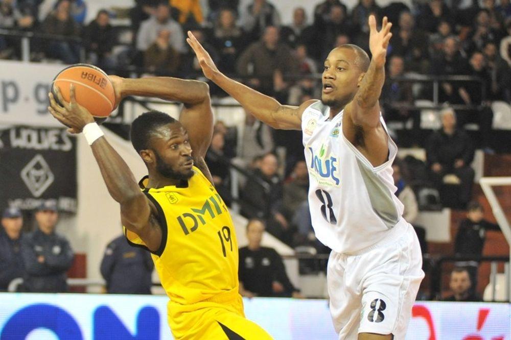 Basket League: Απόλλωνας Πατρών - Άρης 76-60 (photos)