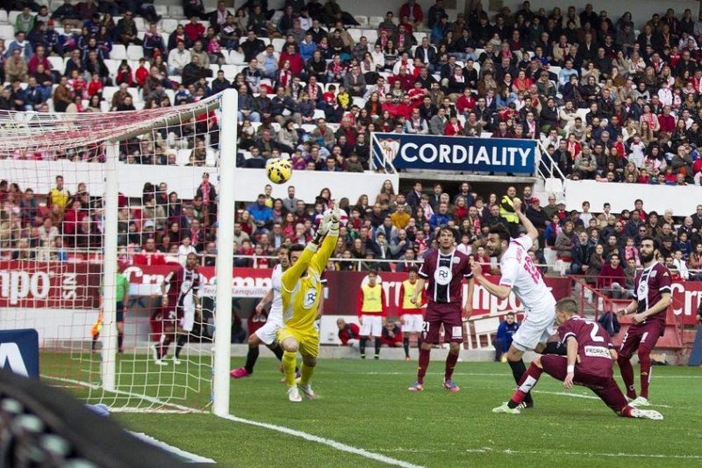 Σεβίλλη – Κόρδοβα 3-0 (video)