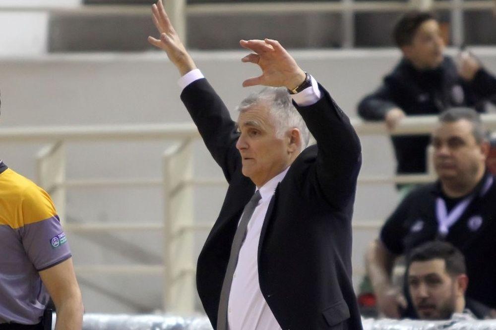 Μαρκόπουλος: «Είχαμε διάθεση και ενέργεια»