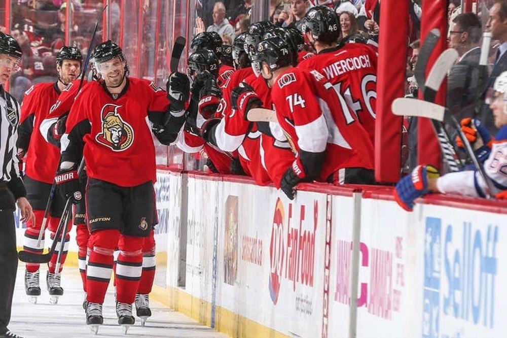 NHL: Άνετη νίκη για Σένατορς (video)