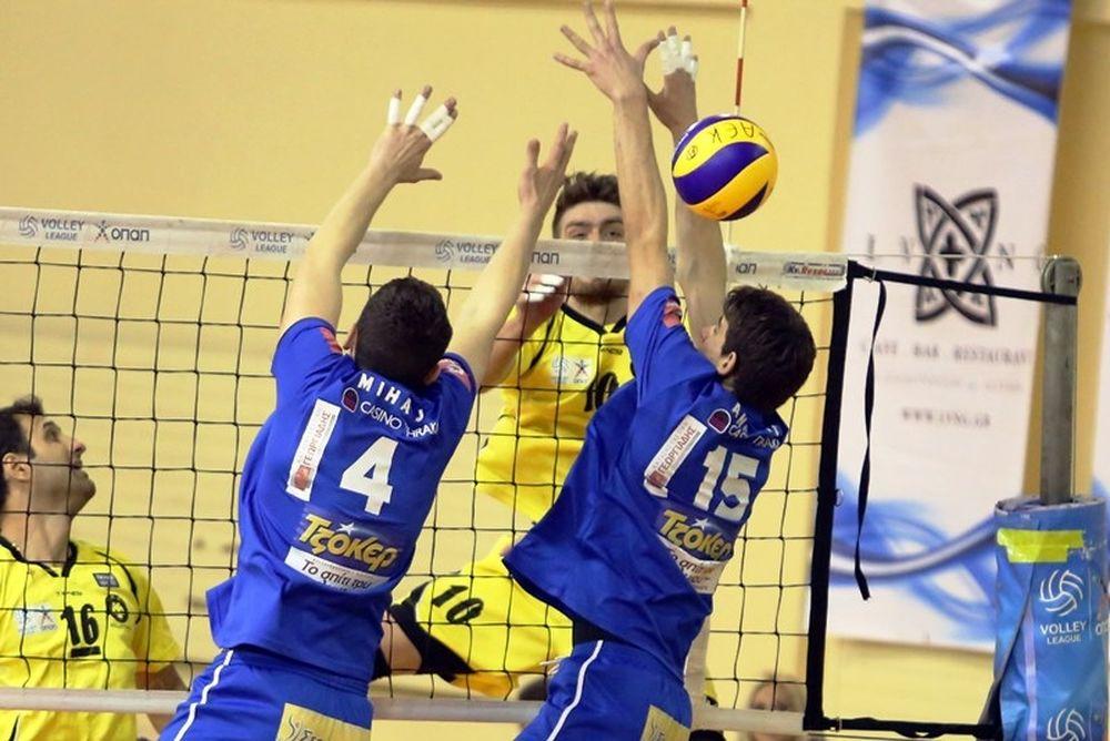 ΑΕΚ – Εθνικός Αλεξανδρούπολης 2-3 (photos)