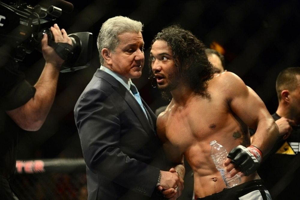 UFC Fight Night 65: Τρομερός Ben Henderson στο Κολοράντο