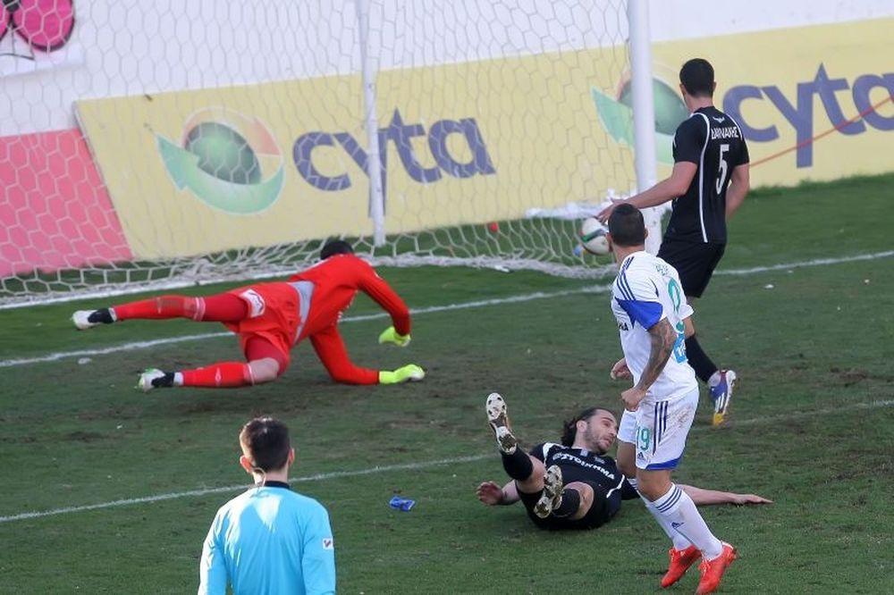 ΟΦΗ – Παναθηναϊκός 2-3: Τα γκολ του αγώνα (video)