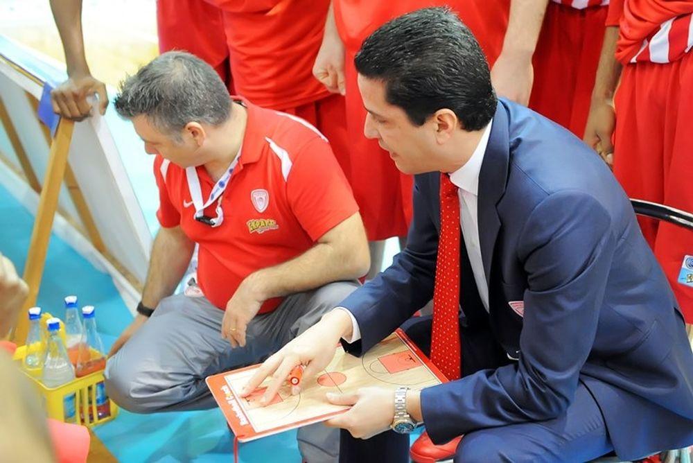 Σφαιρόπουλος: «Πάντα στην καρδιά μου ο Κολοσσός»