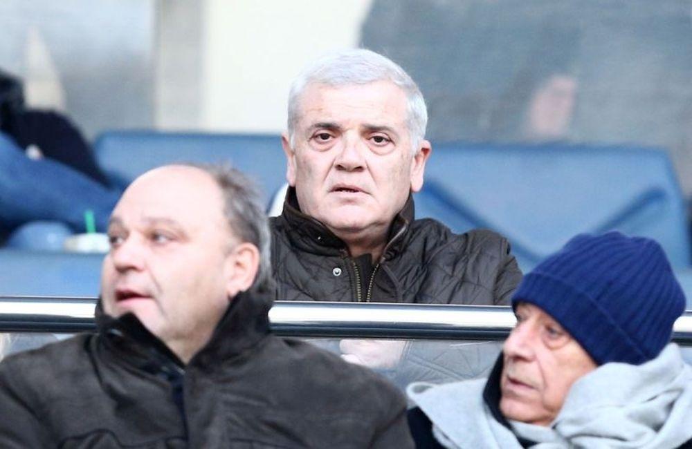 ΑΕΚ: Δίπλα στην ομάδα ξανά ο Μελισσανίδης (photos)