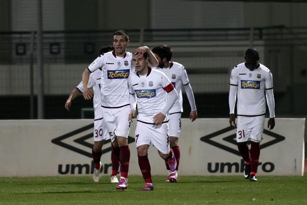 Λεβαδειακός - Βέροια 0-2 (photos)