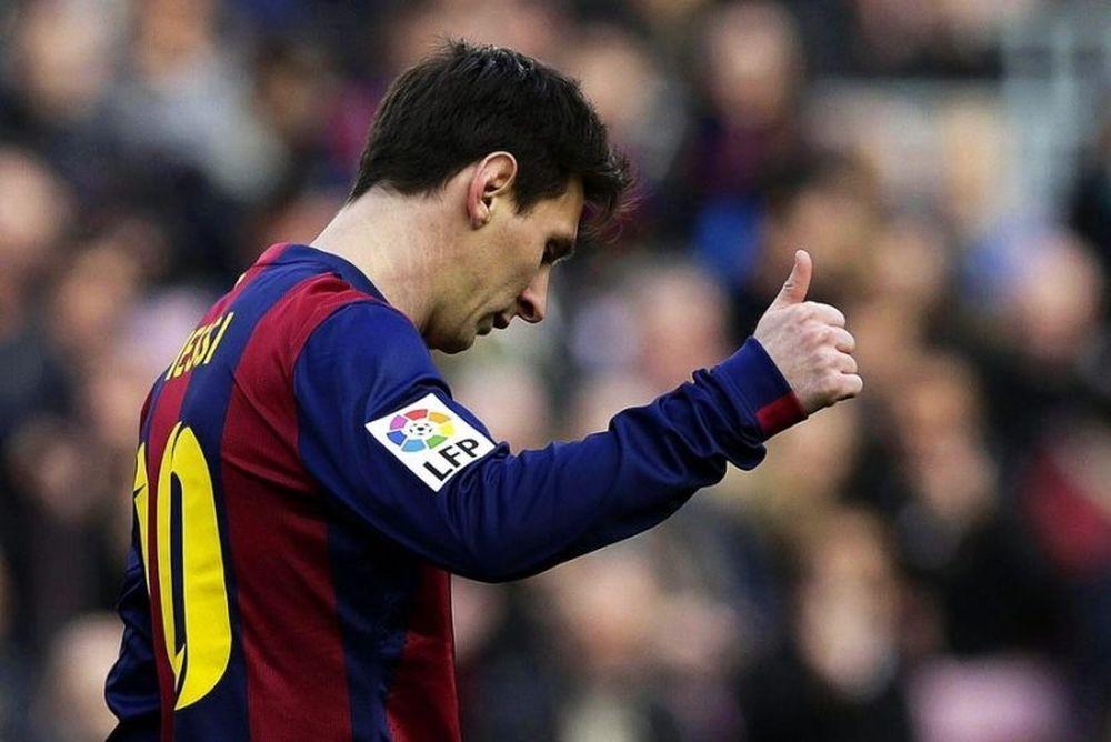 Ρεκόρ και στις ασίστ ο Μέσι στη La Liga (video)