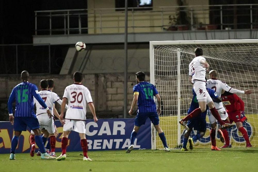 Λεβαδειακός - Βέροια 0-2: Τα γκολ του αγώνα (video)