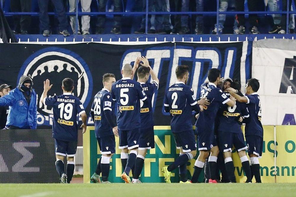 Ατρόμητος - ΠΑΟΚ 4-0: Τα γκολ του αγώνα (video)