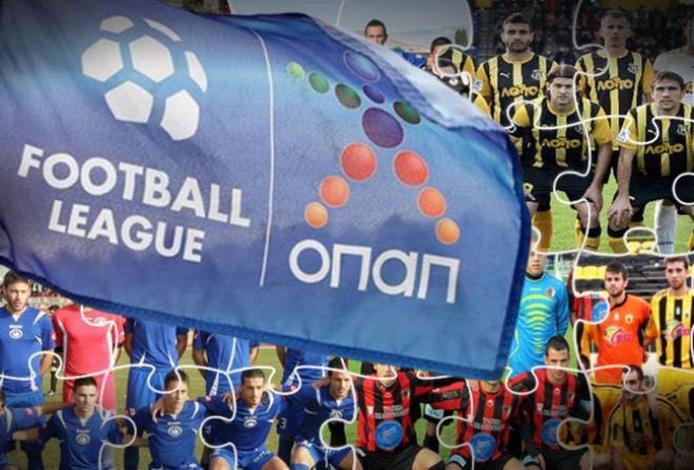 Football League: «Τρένο» ο Ηρακλής, αγχωμένος ο Απόλλων