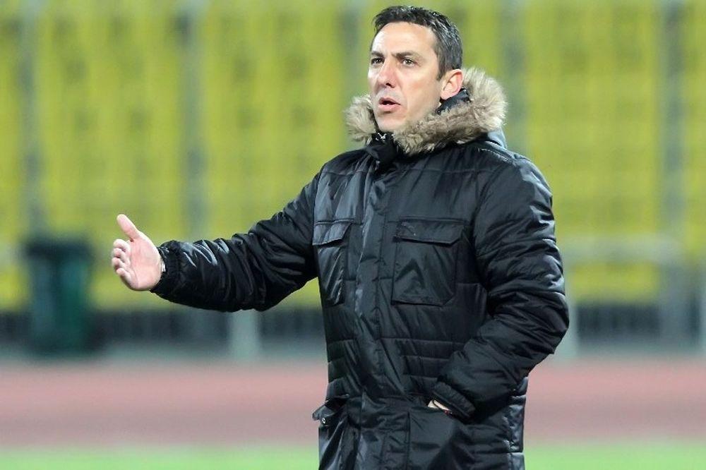 Παπαδόπουλος: «Μπράβο σε παίκτες και κόσμο»