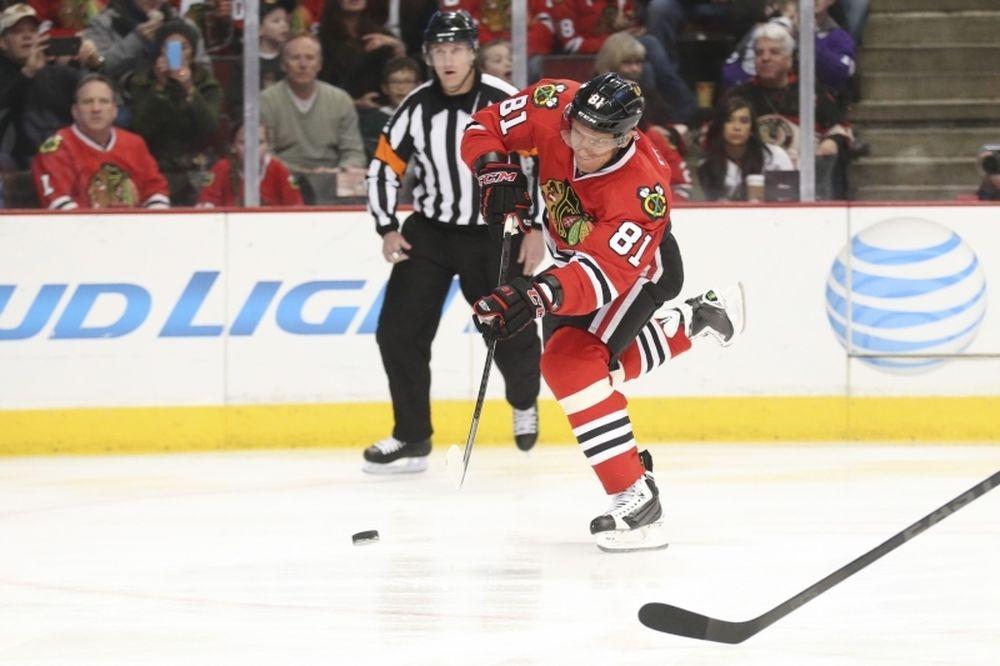 NHL: «Πρώτο αστέρι» για Marian Hossa