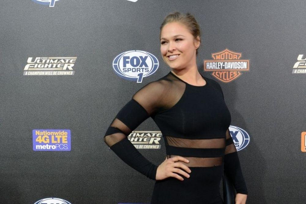 UFC 184: Νέο αφιέρωμα για Rousey και Zingano