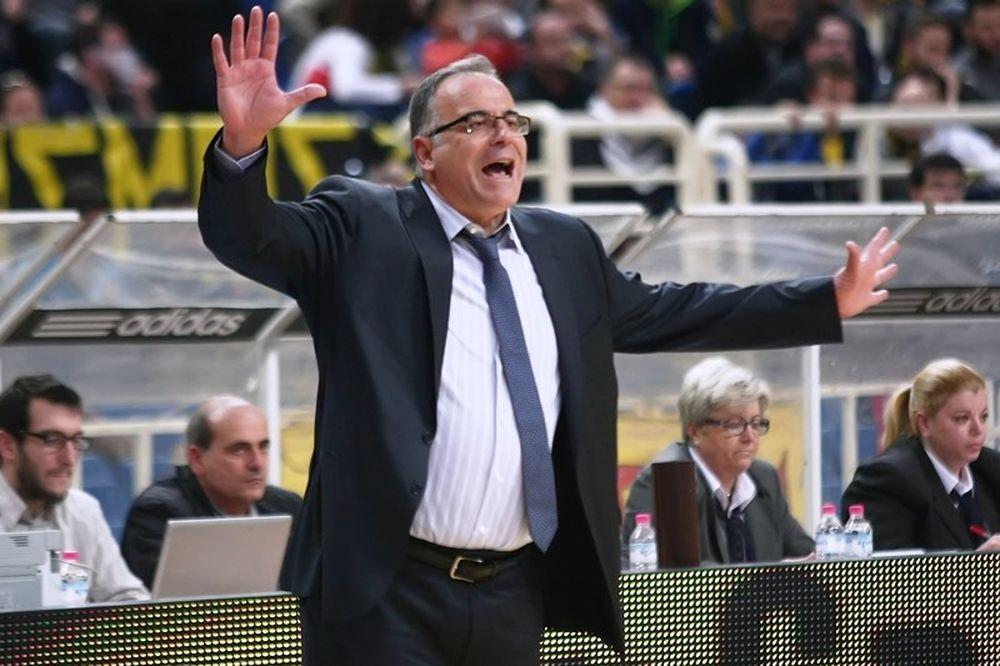 Σκουρτόπουλος: «Σαν τελικός για Πανιώνιο»