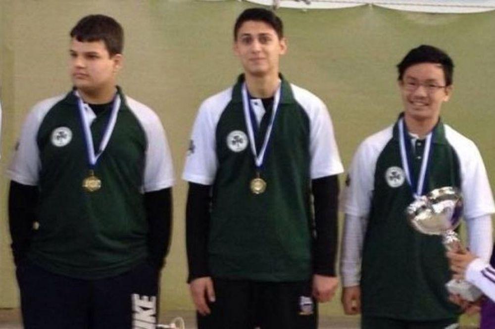 Παναθηναϊκός: Δυο «πράσινα» μετάλλια στην Τοξοβολία