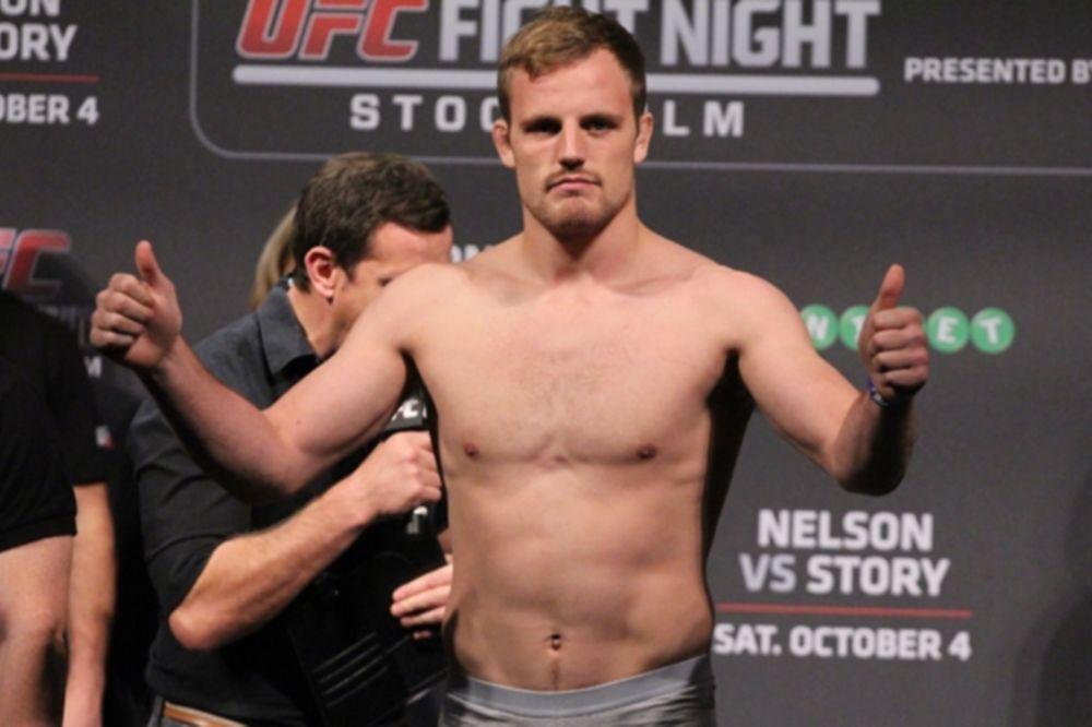 UFC 189: Θέλει Λας Βέγκας ο Gunnar Nelson