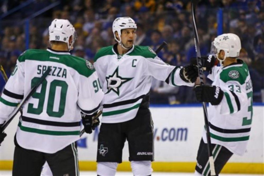 NHL: Χατ τρικ για Jamie Benn στο Σέιντ Λούις! (videos)