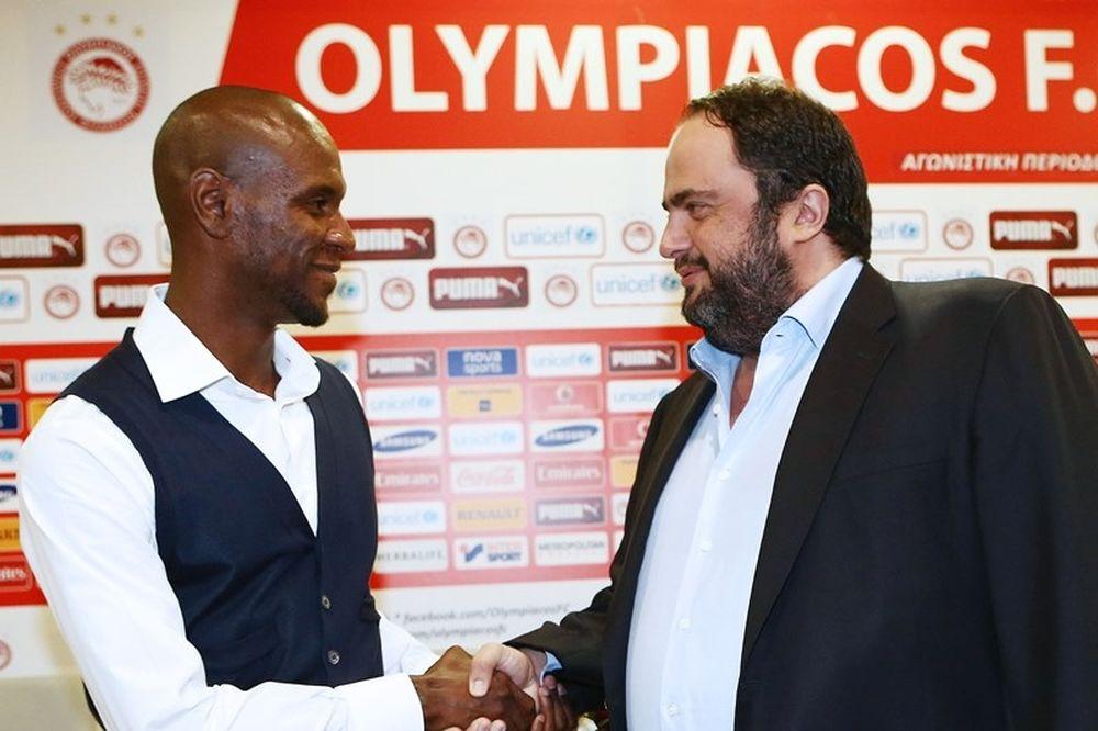 Αμπιντάλ: «Παραμένω μέλος του Ολυμπιακού»