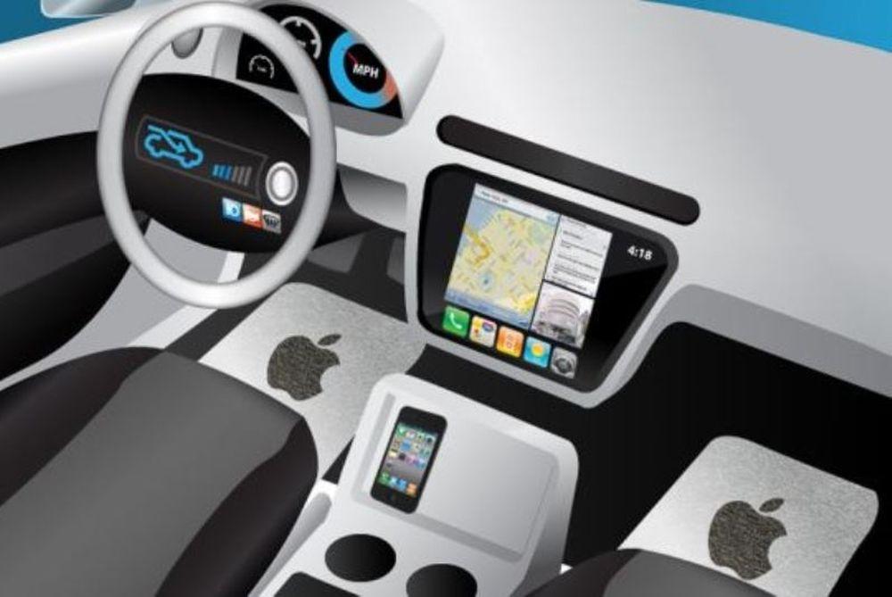 Πώς θα είναι το αυτοκίνητο της Apple;
