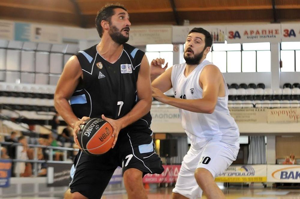 Basket League: Κόροιβος Αμαλιάδας - ΠΑΟΚ 65-61 (photos)