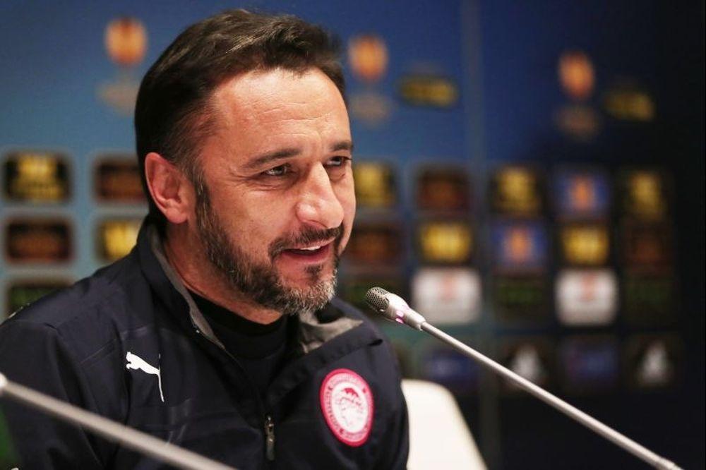Περέιρα: «Σημαντικό για εμάς το Europa League»