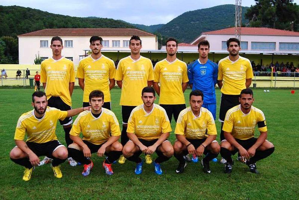 Άρης Ακροποτάμου-Εθνικός Αλεξανδρούπολης 1-0