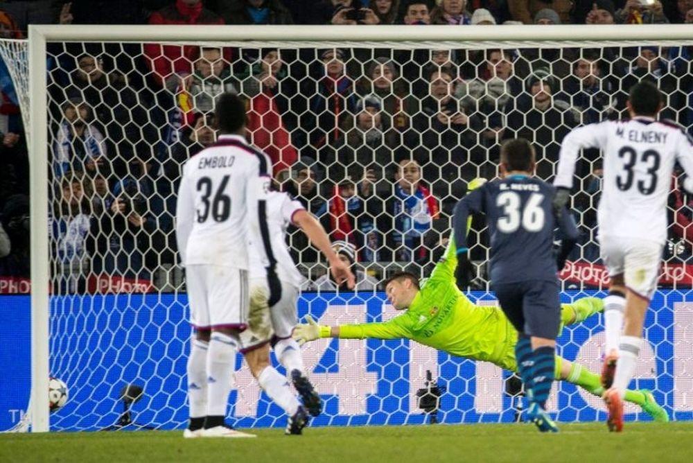 Βασιλεία – Πόρτο 1-1: Τα γκολ του αγώνα (videos)