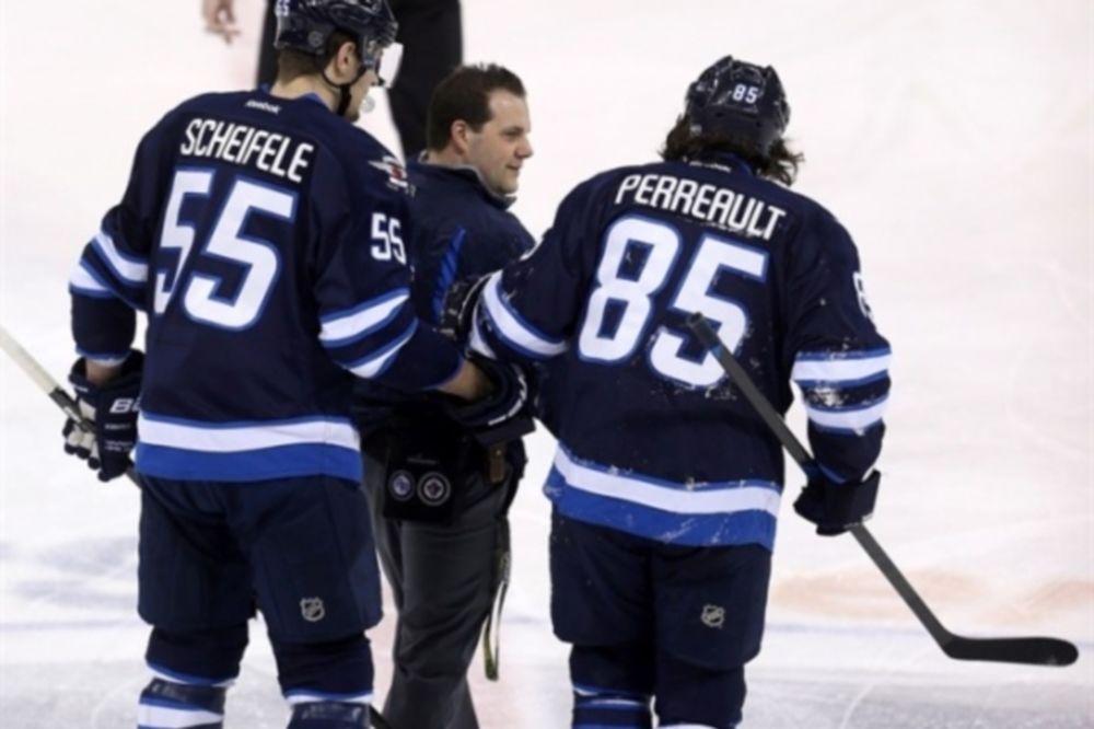 NHL: «Νοκ άουτ» ο Mathieu Perreault