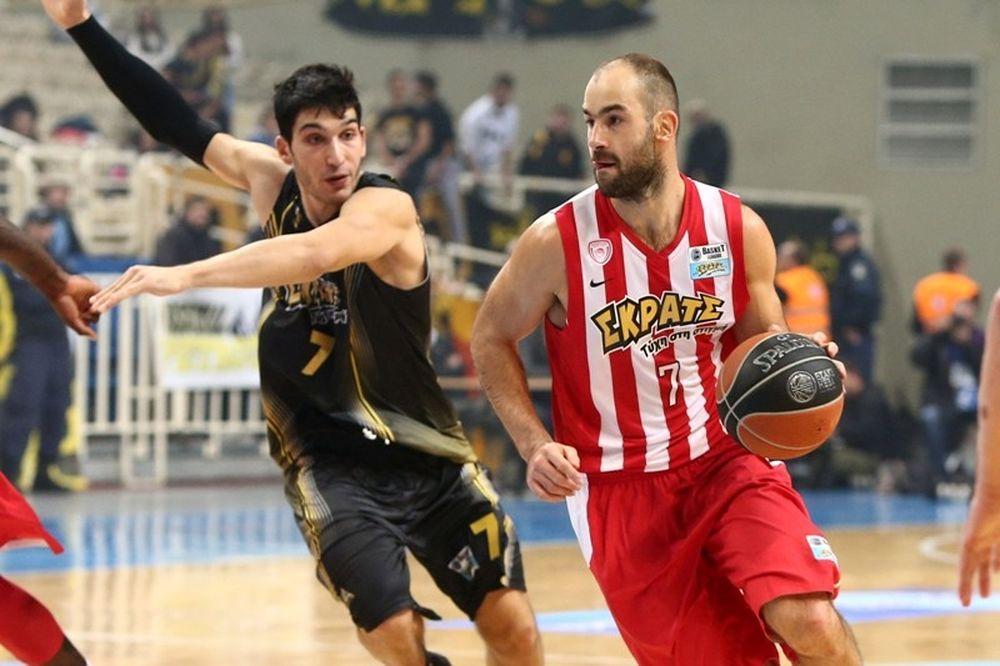 Basket League: Αυλαία στο ΣΕΦ για Ολυμπιακό και ΑΕΚ