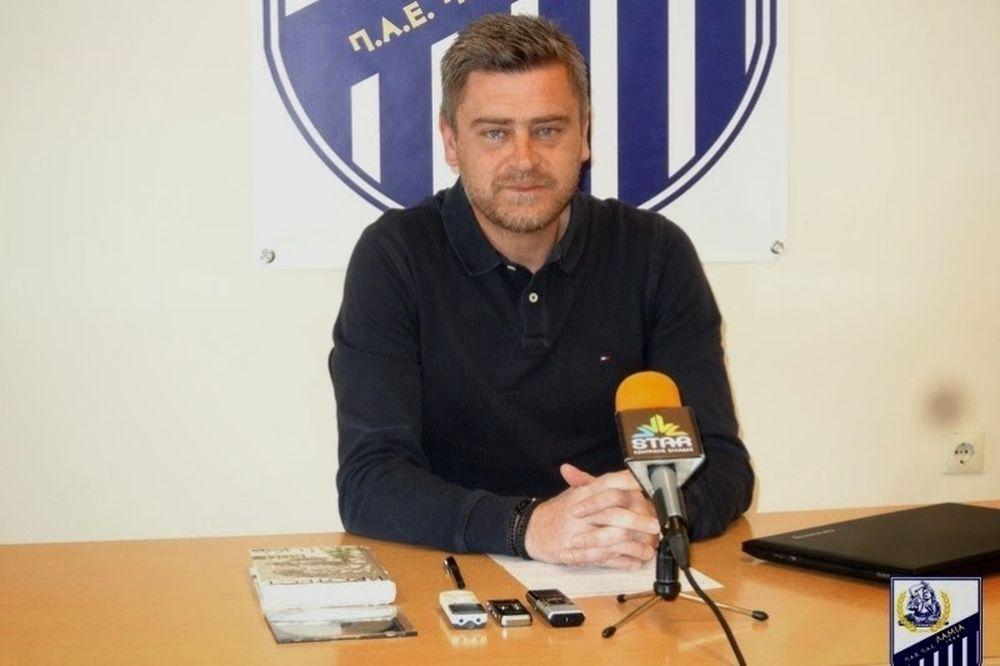 Δερμιτζάκης: «Θέλουμε να είμαστε στα play off»