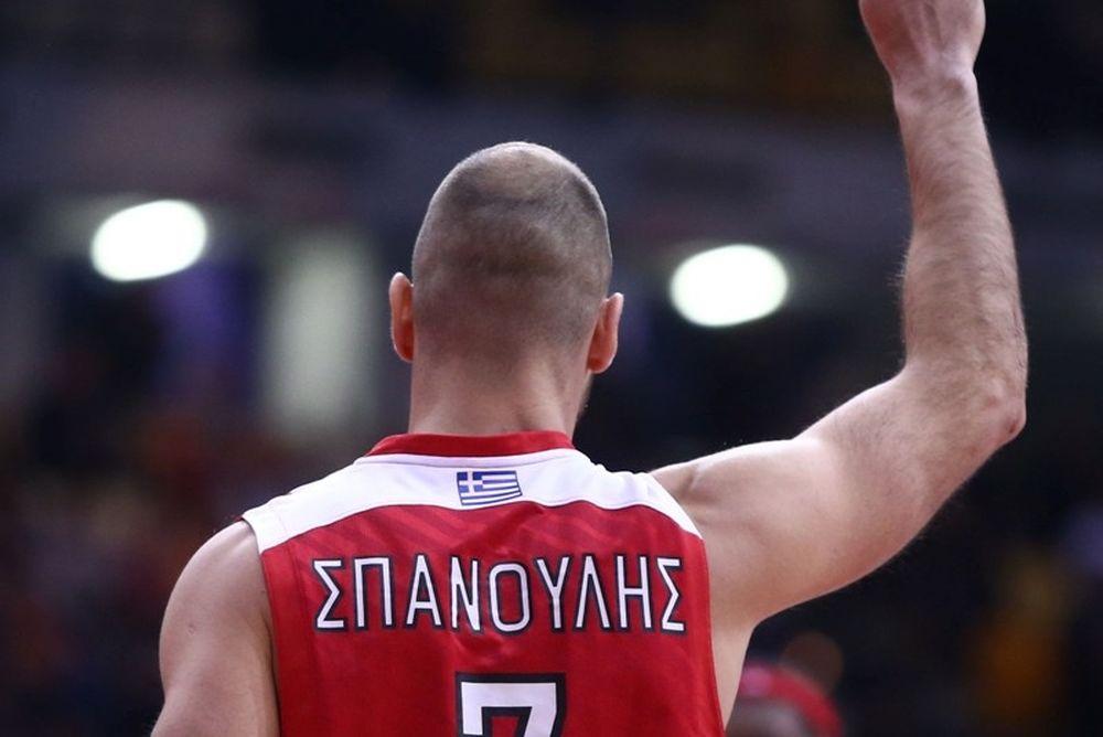 Ολυμπιακός: MVP ο Σπανούλης