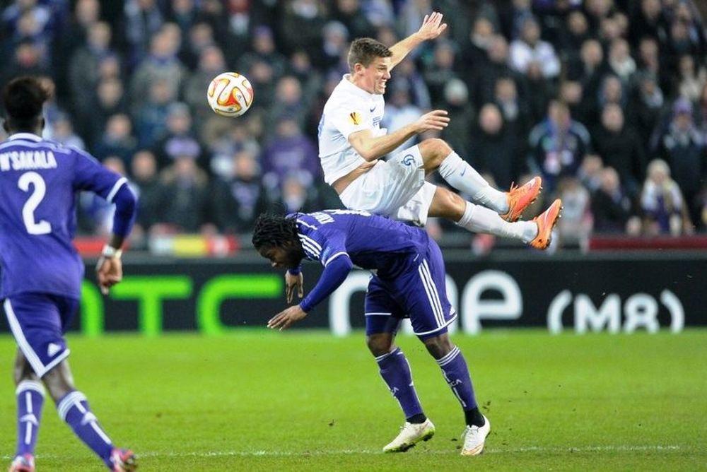 Άντερλεχτ – Ντιναμό Μόσχας 0-0