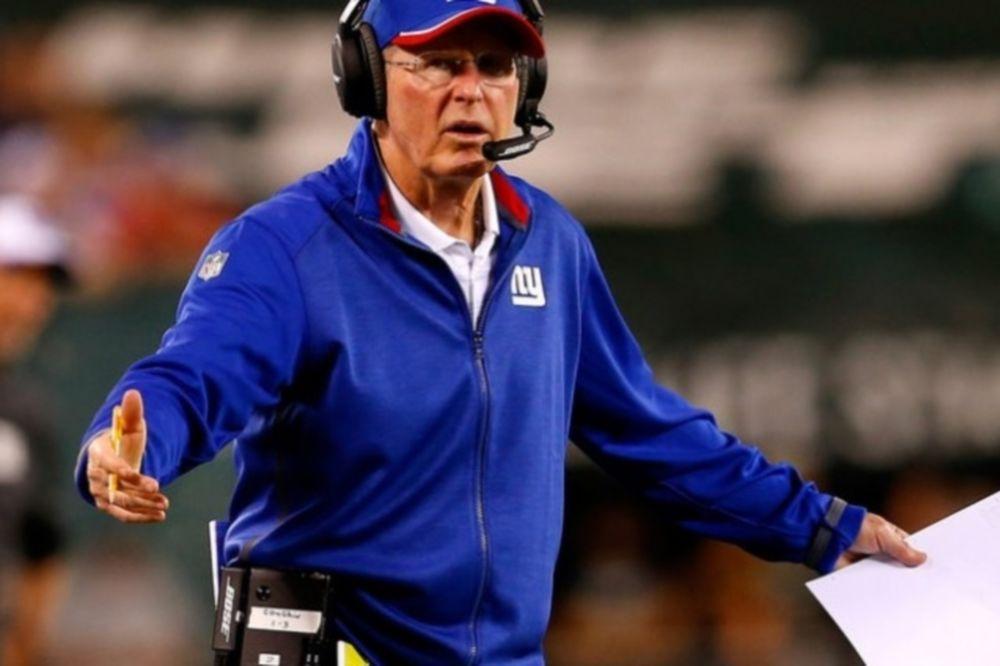 NFL: Νέο… μικρό συμβόλαιο για Tom Coughlin