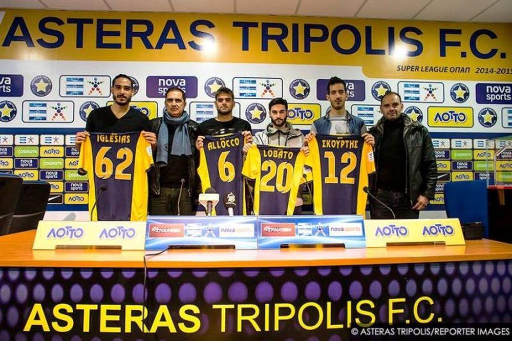 Αστέρας Τρίπολης: «Πλέι οφ και Ευρώπη»